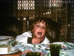 Voici Seb : mon grand frère quand il était petit.